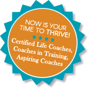 Now is your time to THRIVE orlando life coaches